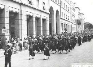 11 - 150-Jahrfeier des Herz-Jesu-Gelöbnisses in Bozen 1946