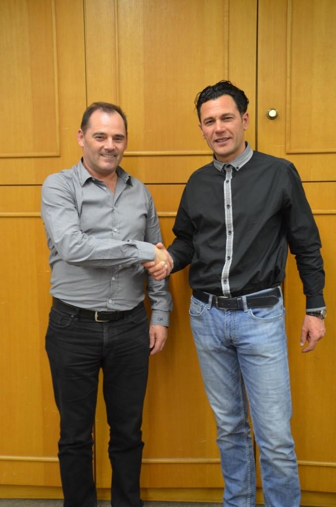 Führungswechsel an der Spitze der Kapelle: Heinrich Steinegger übergibt an Walter Thaler